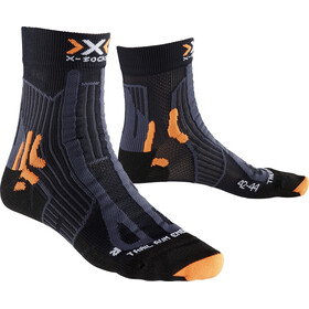 X-Socks Trail Run Energy Calcetines Hombre, black/anthracite